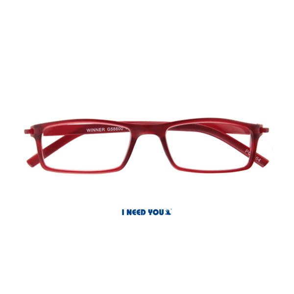 I NEED YOU Lesebrille WINNER reader