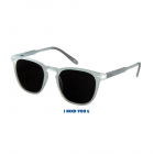 PLAYA, I NEED YOU, reading glasses, case, transparent, sun reading glasses, Sonnenlesebrille, Lesebrille, etui, transparent