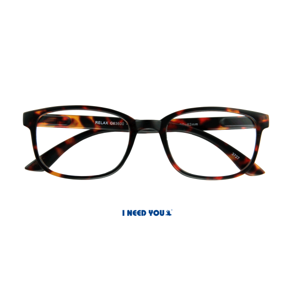 I NEED YOU Lesebrille reading glasses RELAX G63600